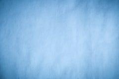 Blauwe document abstracte textuurachtergrond Stock Afbeelding