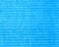 Blauwe document textuur Stock Foto's