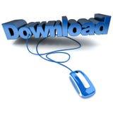Blauwe Download Stock Foto's