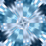 Blauwe Draaikolk Stock Afbeeldingen