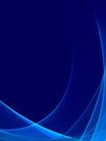 Blauwe elegante achtergrond Royalty-vrije Stock Afbeelding