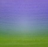 Blauwe en Groene Achtergrond Stock Afbeelding