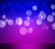 Blauwe en purpere elegante abstracte achtergrond Royalty-vrije Stock Afbeeldingen