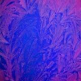 Blauwe en roze achtergrond Royalty-vrije Stock Fotografie