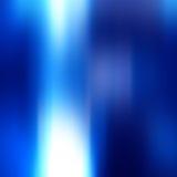 Blauwe en witte lichten Royalty-vrije Stock Afbeeldingen