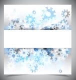 Blauwe en witte moderne abstracte achtergrond stock illustratie