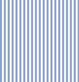 Blauwe en witte strepen Stock Foto