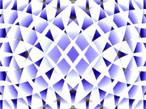 Blauwe en witte textuur Royalty-vrije Stock Foto