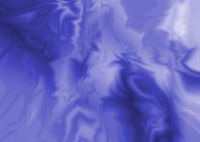 Blauwe en Zwarte Abstracte Achtergrond Stock Afbeelding