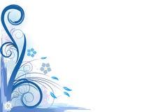 Blauwe fantasie royalty-vrije illustratie