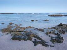 Blauwe Gaten in Kalbarri, Westelijk Australië royalty-vrije stock afbeeldingen