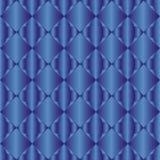 Blauwe patern Royalty-vrije Stock Afbeeldingen
