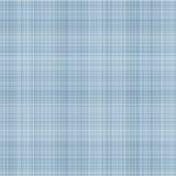 Blauwe geruite achtergrond of textuur. Stock Foto's