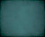 Blauwe geschilderde geribbelde canvasachtergrond Royalty-vrije Stock Afbeelding