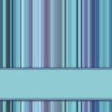 Blauwe gestreepte achtergrond Stock Afbeeldingen