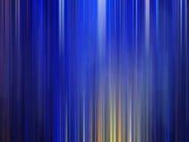Blauwe gestreepte achtergrond Royalty-vrije Stock Fotografie