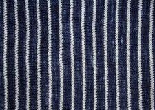 Blauwe gestreepte achtergrond met strepen stock afbeeldingen