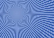 Blauwe gestripte achtergrond royalty-vrije illustratie
