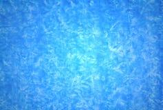 Blauwe gevlekte grunge achtergrond Royalty-vrije Stock Foto's