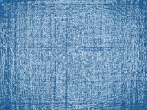 Blauwe Glanzende Textuurdesktop Als achtergrond Royalty-vrije Stock Afbeeldingen