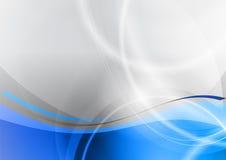 Blauwe golf Royalty-vrije Stock Afbeelding