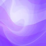 Blauwe golvende vectorachtergrond Royalty-vrije Stock Foto
