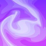 Blauwe golvende vectorachtergrond Royalty-vrije Stock Afbeeldingen