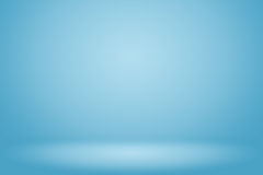Blauwe gradiënt abstracte achtergrond Royalty-vrije Stock Foto's