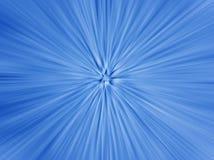 Blauwe gradiënttextuur als achtergrond Royalty-vrije Stock Afbeelding