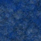 Blauwe grunge Stock Foto's