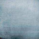 Blauwe Grunge-Achtergrond Stock Foto