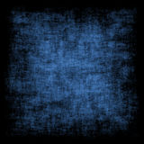 Blauwe grunge retro achtergrond Royalty-vrije Stock Fotografie