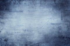 Blauwe grungeachtergrond stock illustratie