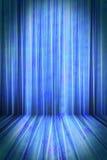 Blauwe grungeachtergrond Royalty-vrije Stock Afbeeldingen