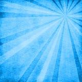 Blauwe grungeachtergrond Stock Afbeelding