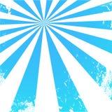 Blauwe grungy achtergrond stock illustratie