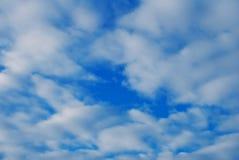 Blauwe hemel Stock Afbeeldingen