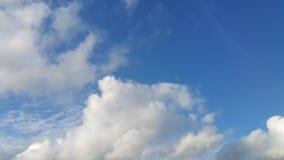 Blauwe hemel Royalty-vrije Stock Afbeelding