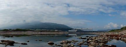 mooi reservoir royalty-vrije stock fotografie