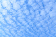 Blauwe Hemel en Wolk Stock Afbeelding