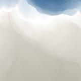 Blauwe Hemel met Wolken Modern patroon De achtergrond van de aard Modern patroon abstracte achtergrond Vector illustratie Royalty-vrije Stock Foto's