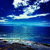 Blauwe Hemelen Stock Foto's