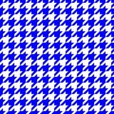 Blauwe hondentand Royalty-vrije Stock Foto's