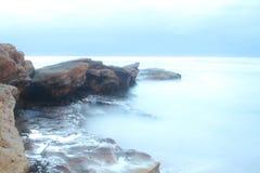 Blauwe horizonnen Royalty-vrije Stock Foto's