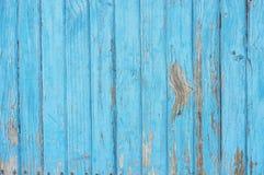 Blauwe houten achtergrond royalty-vrije stock afbeeldingen