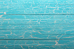Blauwe houten achtergrond Stock Afbeelding