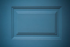Blauwe houten achtergrond Stock Foto's