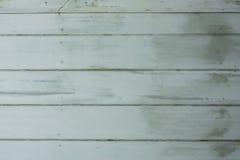 Blauwe houten textuurachtergrond Stock Afbeelding