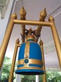 Blauwe klok Royalty-vrije Stock Foto