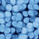 Blauwe klomp Stock Afbeelding